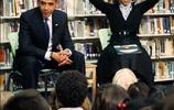 奧巴馬總統尷尬的瞬間