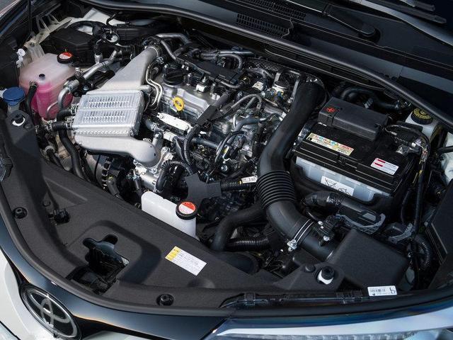 豐田的造型師終於開竅了——豐田C-HR