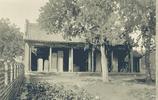 老照片:1907年的太史公司馬遷墓地,荒涼無比