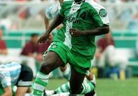 非洲杯:尼日利亞VS南非
