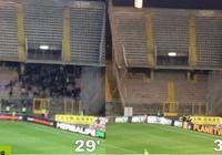 意大利足球奇葩一幕!31分鐘落後0-5,遠征球迷全部提前離場!