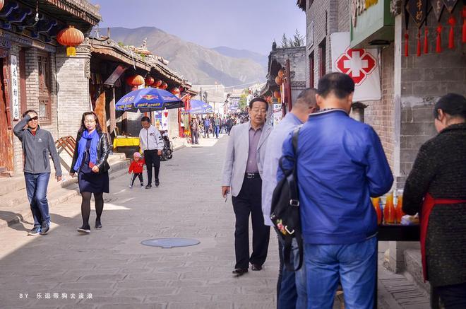 """青海600多年的古城,曾是中外聞名的""""環海商都"""",如今大變樣"""