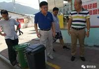肇慶市政協副主席陳家康到小湘督查創文工作