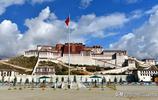 布達拉宮(一):西藏拉薩市區西北瑪布日山上