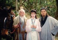配角也能創造經典,她是TVB《天龍八部》裡最讓人難忘的阿朱