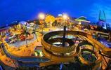 攝影圖集:位於江蘇常州的新北區的常州恐龍城