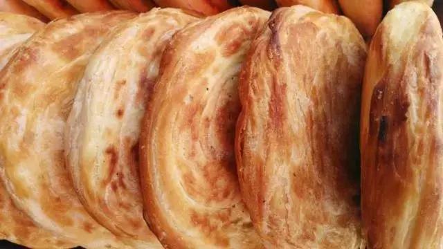 山西人最愛吃的油酥餅,稍微一碰就掉渣