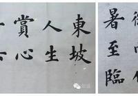 陸啟成楷書《東坡人生賞心十六樂事》
