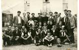 日軍投降(老照片),內蒙古呼倫貝爾市海拉爾要塞遺址博物館文物