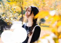 如何拍出讓人心動的暖秋少女?「芥茉在拍照」