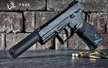 【別緻造型】陶魯斯 TX22手槍圖集