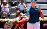 網球——意大利公開賽:拉奧尼奇晉級