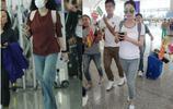 相較於楊冪宋茜等小花的機場街拍,這幾位女星簡直是機場裡的清流