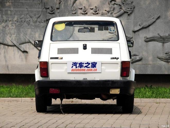 汽車圖集:菲亞特126P