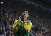 武磊真給中國人爭氣!央視又宣佈他1條喜訊,製造點球后又有驚喜