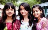 街頭實拍巴基斯坦美女 當地女孩熱情長得漂亮有韻味喜歡中國小夥