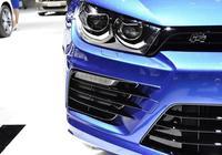 最美的大眾從來都不是CC!這跑車除了無框車門,還有藍色指針