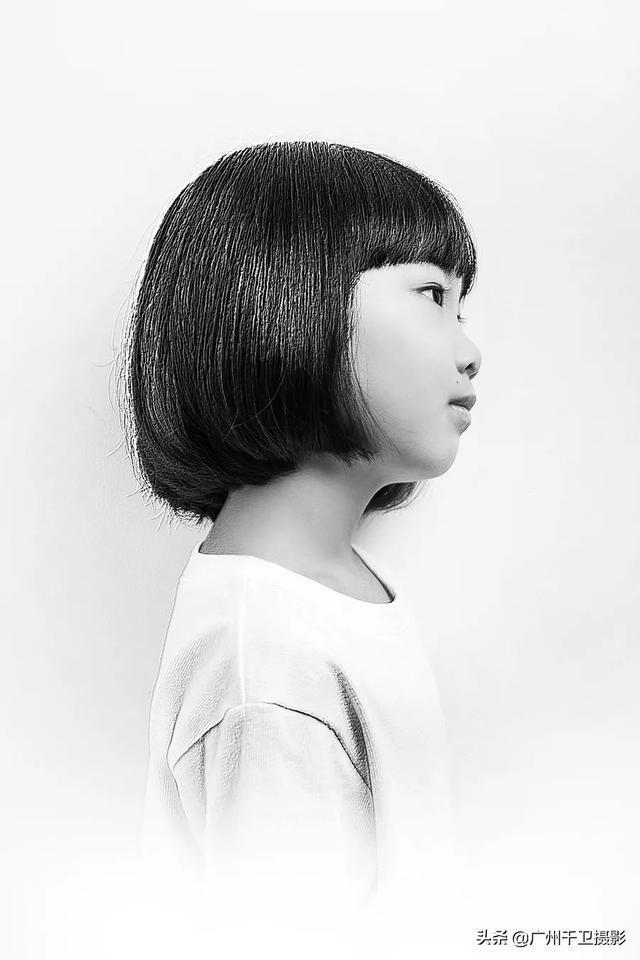 兒童肖像攝影的兩種布光思路