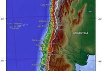 南美洲的智利有多長?緯度超過了從漠河到三亞的距離