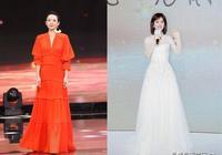 40歲章子怡和39歲謝娜同框炫富比暖,一個穿16000,一個只穿5700