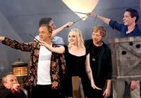 哈利波特演員重聚,男神馬爾福髮際線消失,盧娜越來越美