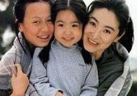 可惜了良好基因,林青霞兩個女兒顏值、氣質都不如64歲的她