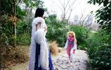 COS狐妖小紅娘