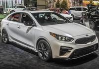 2019芝加哥車展:起亞新ForteGT-Line