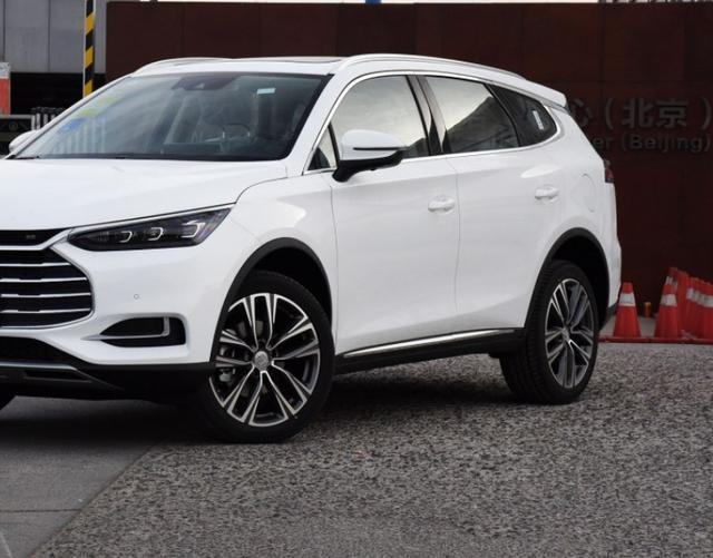 國產SUV公認白富美,2.0T+5門7座,最低不足13萬,不是哈弗H6