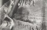 1908年當這組照片拍攝完畢後,敦煌莫高窟被毀於一旦