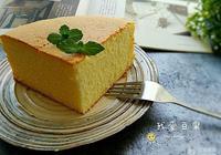 致敬經典~8寸戚風我在豆果學的第一道菜#豆果6週年生日快樂#