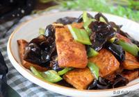 做豆腐時搭配得好,不用放肉也香,這個做法,營養味美,太好吃了