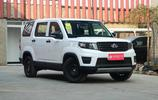 實拍2019款長安歐尚X70A 5萬多起售,霸氣側露的大SUV
