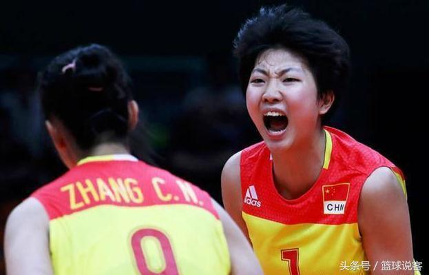 中國女排袁心玥到底有多高?