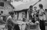一組50年代的中國農村珍貴影像,看看那個時期的農民真實生活