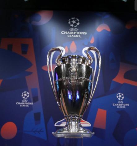 歐冠抽籤-歐冠16強表情包!
