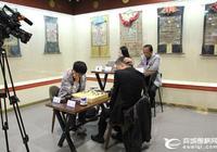 圍棋汽車拉力賽第二輪在昌都博物館開戰 柯潔古力唐卡叢中對弈