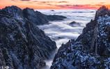 攝影圖集:六月長廊不知暑,飛泉終日響潮音——黃山
