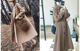 大衣穿得好,男神被撩倒,氣質小姐姐的秋冬必備大衣