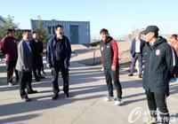 中國足協考察四川三家足球俱樂部