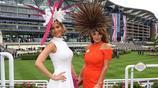 2019年6月20日在英國伯克郡的阿斯科特賽馬場舉行女子節的第三天
