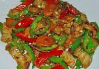 青椒炒肉怎麼做最好吃?