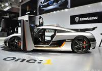 世界上最貴的5款超級跑車