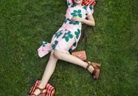 夏天來了,帶上你的花裙子來一場草坪聚會吧!