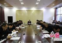 武陟縣法院:召開第一季度工作講評推進會