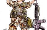 鳥山明原畫集鳥叔的軍事題材作品