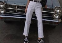 夏季想要時髦不掉隊,宋茜鄭爽教你用T恤配帆布鞋,年輕好幾歲