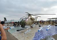 """凶狠的中國""""鶚"""",我國最先進的出口中型武裝直升機——直-10ME"""