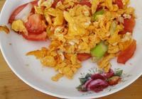 雞蛋雞蛋炒番茄