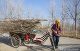 北方零下8℃,68歲大娘幹一天掙8元,農村60年老房子童年的回憶!